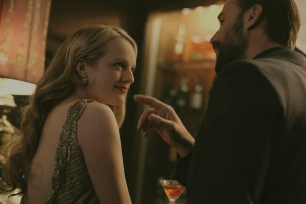 A Flirty Handmaid - The Handmaid's Tale Season 1 Episode 8