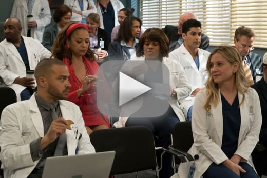 Watch Grey\'s Anatomy Online: Season 14 Episode 20 - TV Fanatic