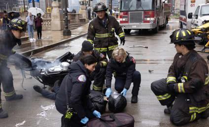 Chicago Fire Season 9 Episode 16 Review: No Survivors
