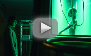 Project Blue Book Trailer: Aidan Gillen Investigates UFOs!