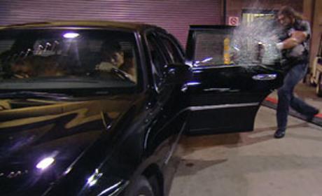 Triple H Goes Smash