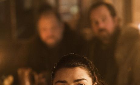 Maisie Williams as Arya Stark - Game of Thrones