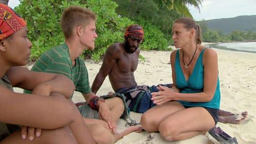 The Jury Votes - Survivor