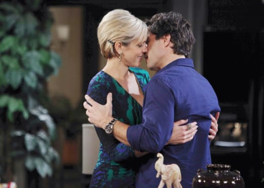 Nicole Says Yes - Days of Our Lives