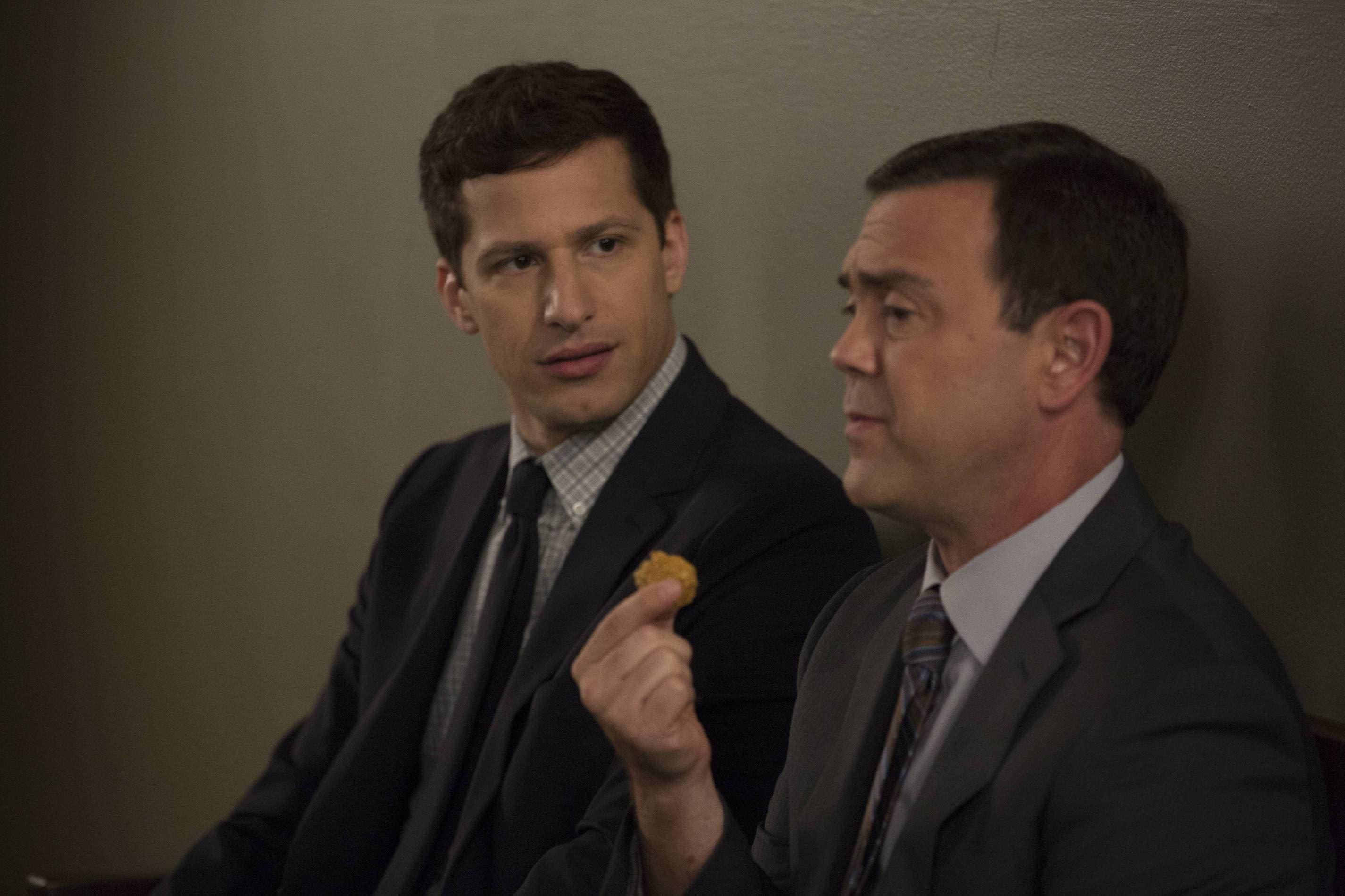 Brooklyn Nine Nine Season 3 Episode 3 Review Boyle S Hunch Tv Fanatic