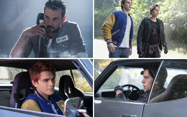 Fp returns riverdale s2e6