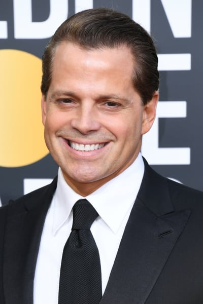Anthony Scaramucci Attends Golden Globes
