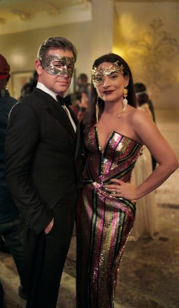 Royal Couple - Dynasty Season 2 Episode 18