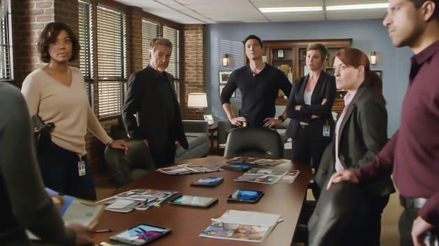 BAU on the Road - Criminal Minds Season 13 Episode 15