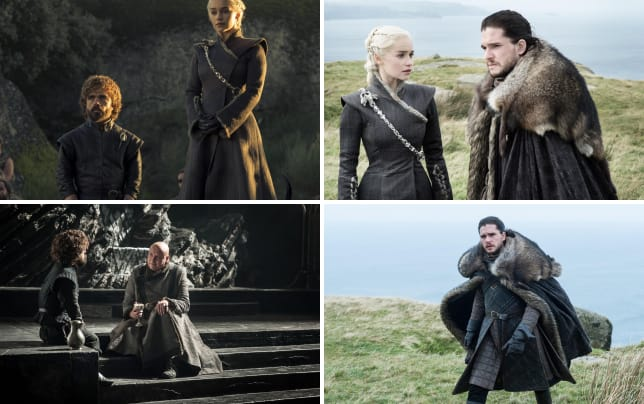 Whats going on game of thrones s7e5