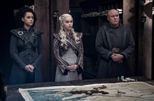The Plan - Game of Thrones Season 8 Episode 4