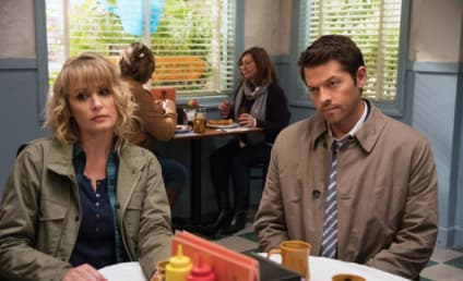 Supernatural Photo Preview: A New Hunter Joins the Team?