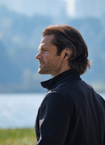 Sam Soaks Up the Sunshine - Supernatural Season 15 Episode 20