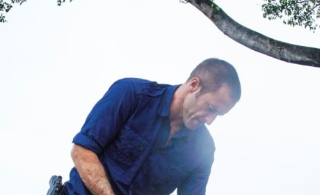 Digging for Evidence - Hawaii Five-0 Season 8 Episode 16