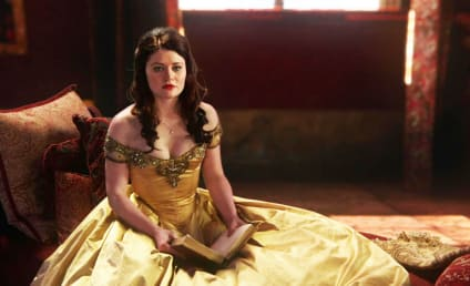 Once Upon a Time Screwed Over Belle