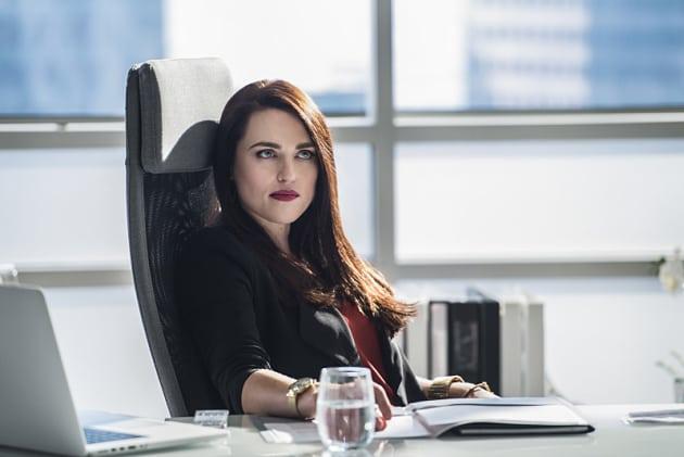 Lena Luthor - Supergirl Season 2 Episode 1