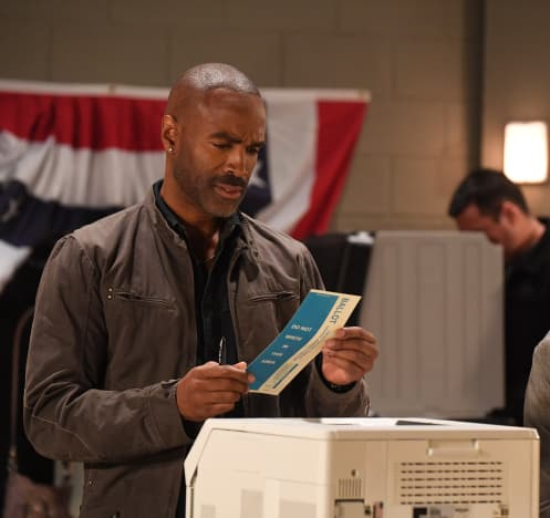 Curtis Voter - General Hospital