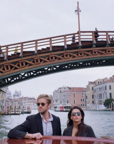 Boat Ride - Blood & Treasure Season 1 Episode 11