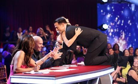 Jonathan Bennett Thanks Julianne Hough for Her Praise - Dancing With the Stars Season 19 Episode 8