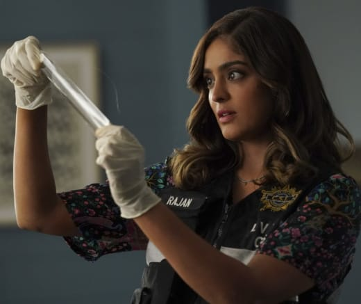 Searching for Trace - CSI: Vegas Season 1 Episode 2