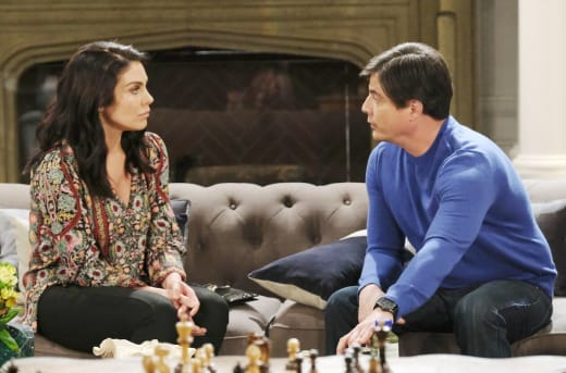 Lucas Tells a Whopper - Days of Our Lives