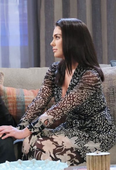 Chloe Tries Again to Confess Her Feelings/Tall - Days of Our Lives