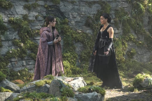 A Partnership? - Once Upon a Time Season 7 Episode 6