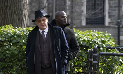 The Blacklist Season 7 Episode 16 Review: Nyle Hatcher