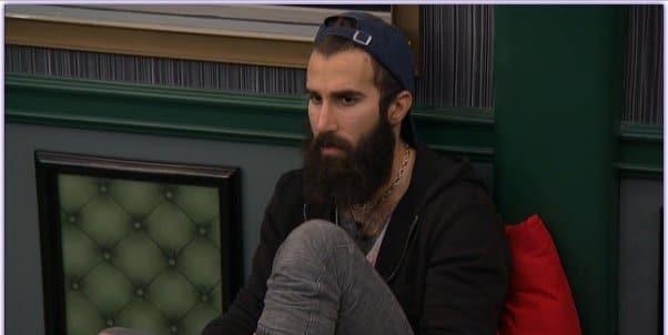 Paul Returning Vet - Big Brother