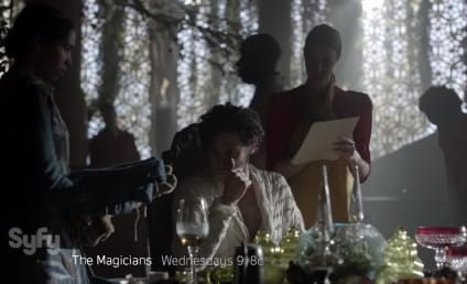 The Magicians Sneak Peek: Margo's Done with Quentin's Pity Party