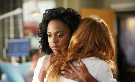 There, There... - Grey's Anatomy Season 11 Episode 8