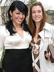 Sara Ramirez, Kate Walsh
