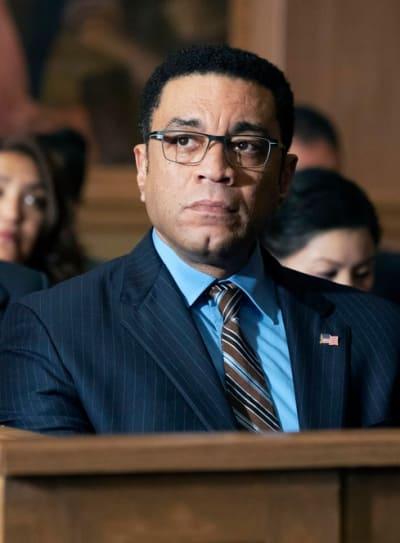 Speaker of the Truth - The Blacklist Season 6 Episode 3