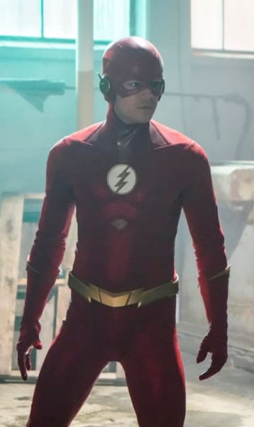 The Flash Back In Action Season 5 Episode 11