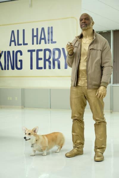 All Hail King Terry - Brooklyn Nine-Nine Season 6 Episode 16