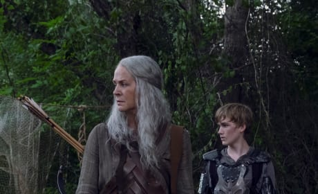 Camp Daryl - The Walking Dead Season 9 Episode 7