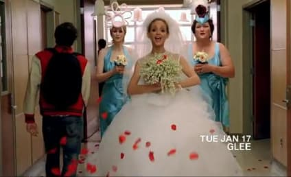 Glee Proposal Promo: Preparing to Pop...