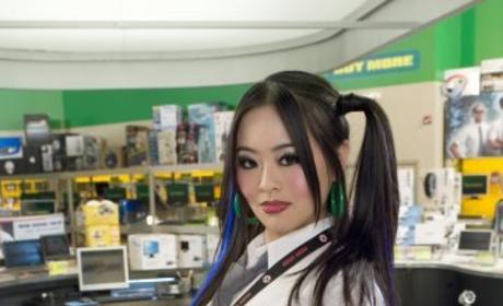Julia Ling as Anna Wu