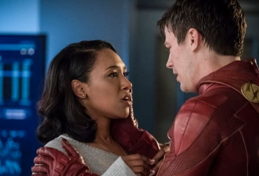 A Turn of Events - The Flash Season 4 Episode 15