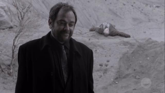 Crowley - Supernatural