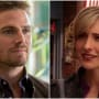 Arrow Oliver Chloe Sullivan - Smallville