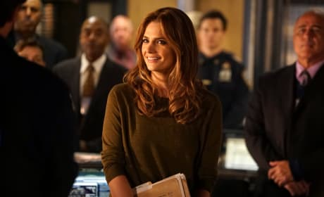 Happy To Be Back - Castle Season 8 Episode 2