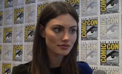 Phoebe Tonkin Talks Revenge, The Originals Season 3