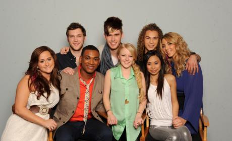 American Idol Top 8