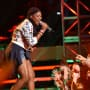 Tyanna Jones on Stage - American Idol