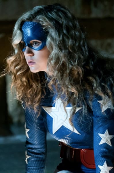 Stargirl costume Season 1 Episode 4