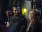 Bound Roan - The 100 Season 3 Episode 15