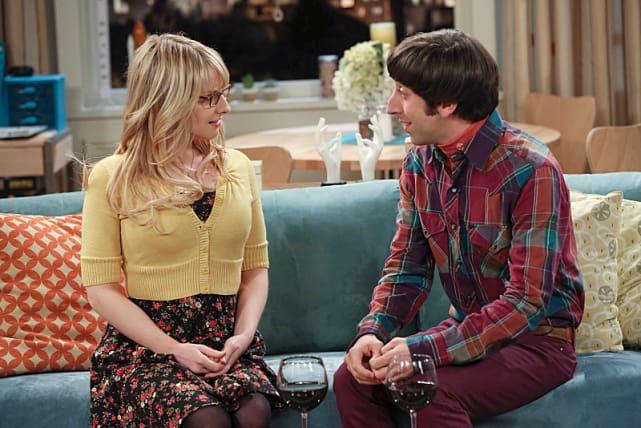 Howard and Bernadette - The Big Bang Theory