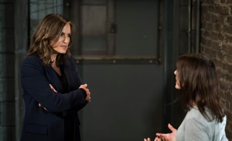 An Emotional Interrogation - Law & Order: SVU Season 19 Episode 7