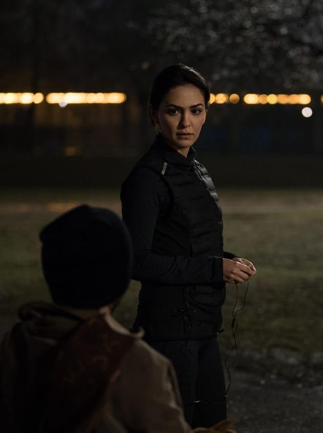 Clare on a Run with Lambert - Counterpart Season 2 Episode 3